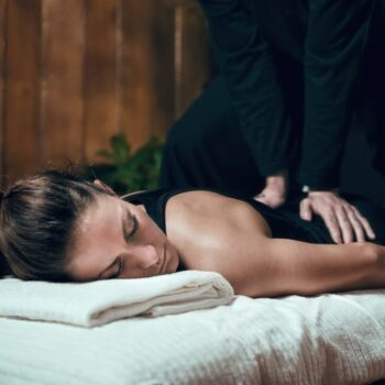 Shiatsu Back Massage