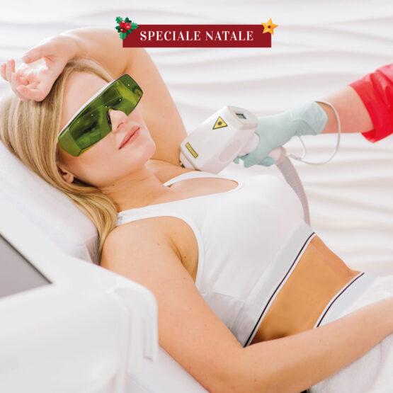 Sedute di trattamento laser al Diodo a Napoli