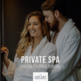 Private SPA - Pacchetto