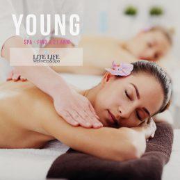young spa, la spa in offerta per i giovani fino a 21 anni